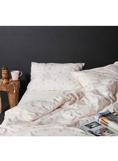 Hibboux 160x220 Star Nevresim + Yastık Kılıfı - W.Rose Renkli